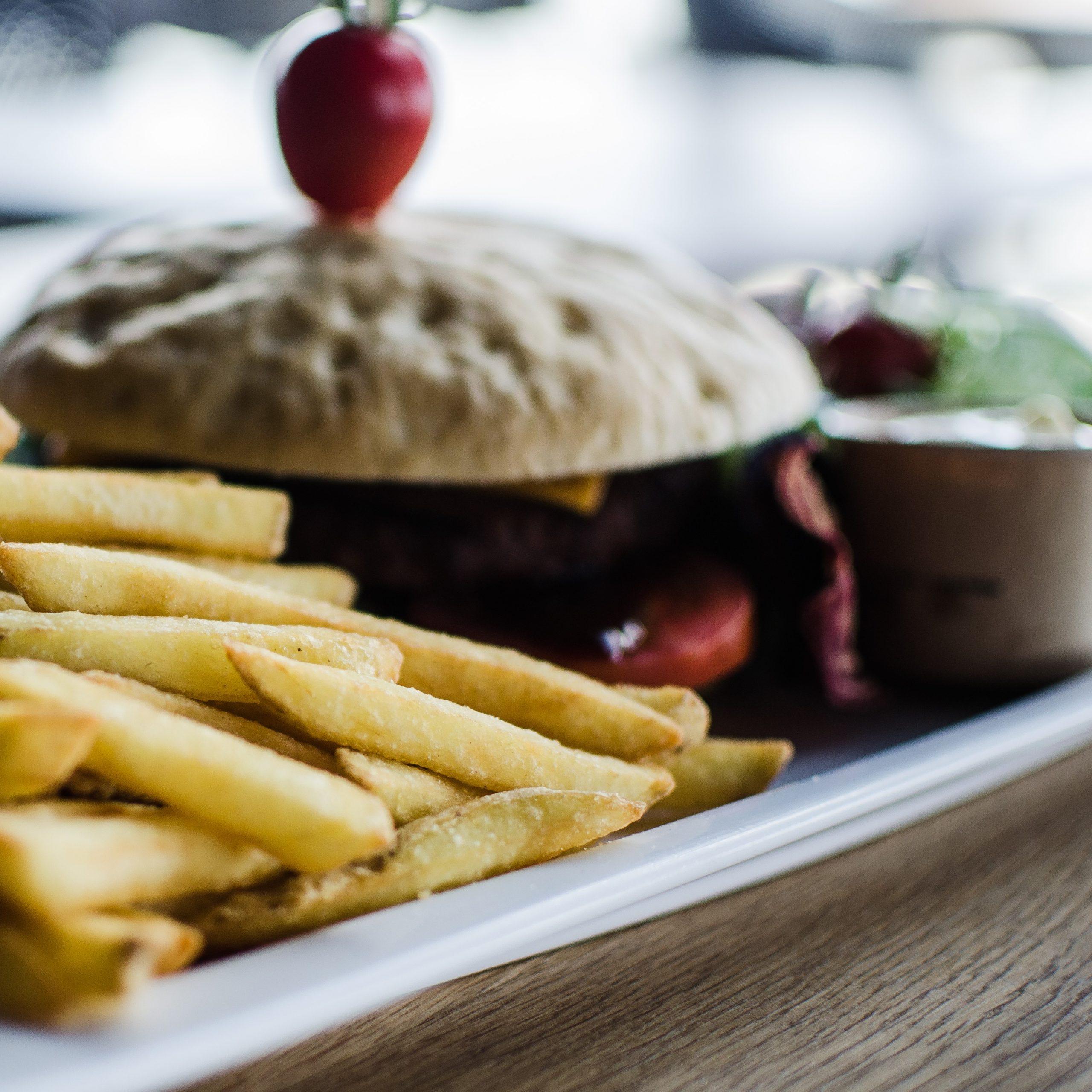 Beach burger - 16,00