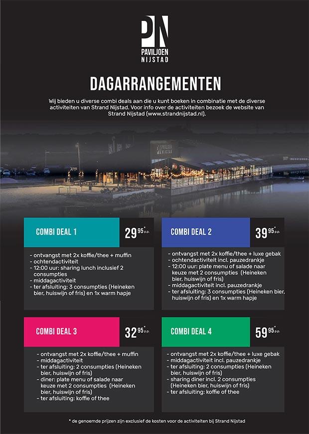 Activiteiten deals Paviljoen Nijstad Preview